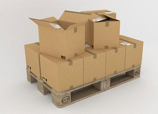 Pakowanie w kartony